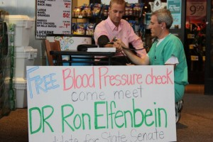 Dr. Ron Elfenbein, Candidate for MD State Senate