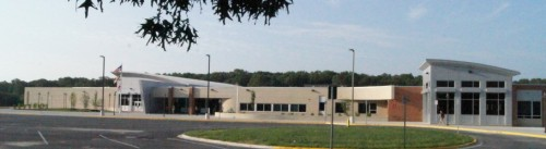 The new Severna Park Middle School will reopen in Anne Arundel COunty on November 4th