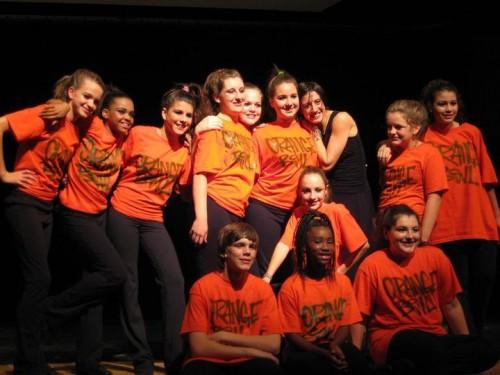Annapolis Middle School Dance Company