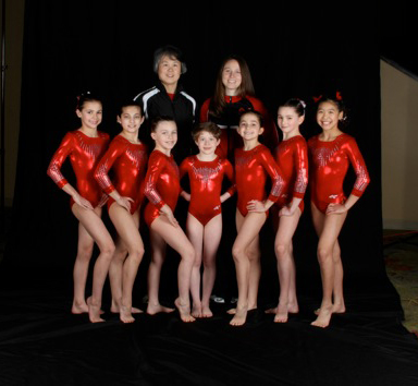 Win Win Gymnastics Team