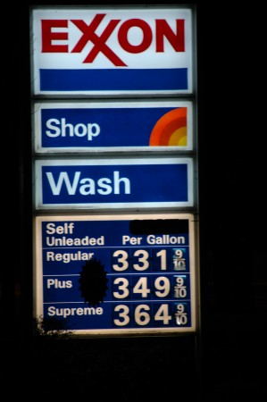 Exxon Gas Prices