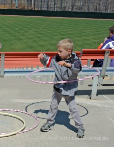 Free family fun fest returns to Bowie Baysox Stadium