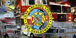 Division Chief Cox Named Acting Fire Chief For Anne Arundel