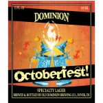 Dominion Brewing Company Releases Octoberfest