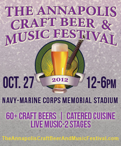 Annapolis Craft Beer & Music Fest Next Weekend