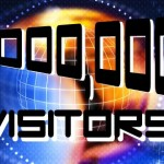 One Million Visitors This Year!