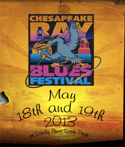 Chesapeake Bay Blues Fest — A Big Fat Zero