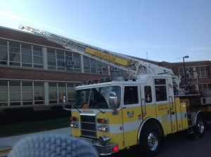 Bates Middle Explosion