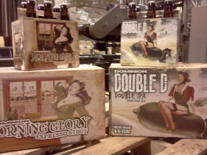 Double D and Morning Glory Packaging