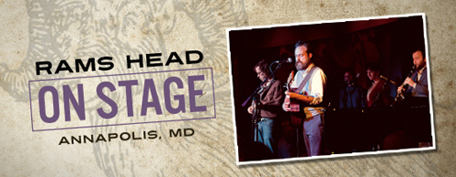 More greatness coming up at Rams Head On Stage