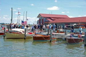 This Father's Day weekend, the 26th Annual Antique & Classic Boat Festival comes to the Chesapeake Bay Maritime Museum (CBMM) in St. Michaels, MD, bringing more than 130 boats to CBMM's docks and campus. Boat rides aboard the buyboat Mister Jim will be available, along with a selection of regional foods, beer, and other beverages. Noted restoration expert and Complete Wooden Runabout Restoration Guide author Don Danenberg highlights Saturday's list of guest speakers, while 70 juried artists and craftspeople offer maritime and nautical items as part of the The Arts at Navy Point throughout the three-day event. For more information, visit www.cbmm.org or call 410-745-2916.