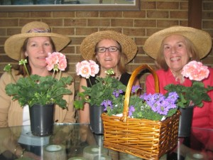 Four Rivers Garden Club to hold 71st Annual Flower Mart in April
