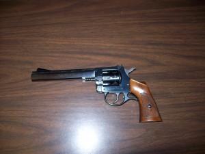Loaded gun seized from Glen Burnie High School student.