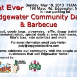 First Ever Edgewater Community Day