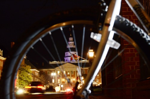 Anne Arundel County named Bronze Bicycle Friendly Community
