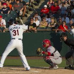 Senators Sweep Double Header From Baysox