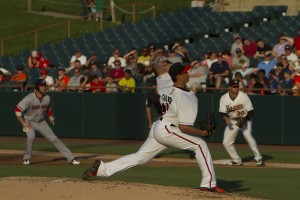 Berry strong in Baysox win