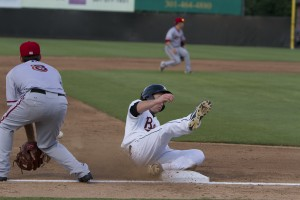Baysox shutout in third straight defeat