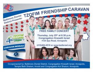 Zofim-Annapolis_Show_,_july_25,_2013