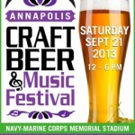 2nd Annapolis Craft Beer And Music Festival On Horizon