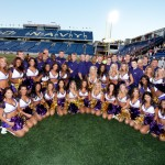 World Champion Ravens Take Practice In Annapolis