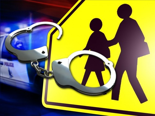 Another student arrested for weapon violation