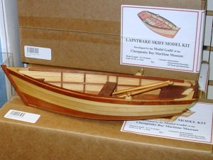 Create your own 10-inch Chesapeake Bay lapstrake skiff with the Chesapeake Bay Maritime Museum's Model Guild during a weekend workshop on October 4, 5 and 6, or a half-hull model of the Pride of Baltimore II on October 19 & 20. Space is limited, with pre-registration needed by calling 410-745-4941.