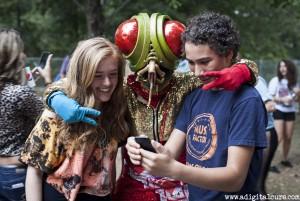 2013 Virgin Mobile FreeFest Fans Break Fundraising Benchmark
