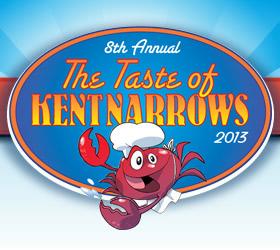 taste of kent narrows