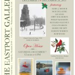Holiday Group Show At The Eastport Gallery