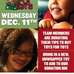December 11th Tip Big At Greene Turtles
