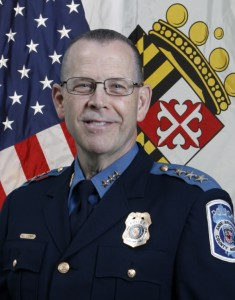 Assistant Chief of Police, William Lowry