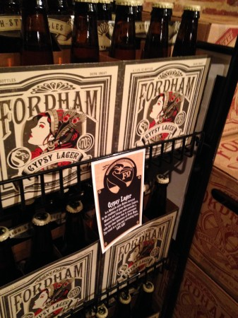 Fordhan Gypsy Lager