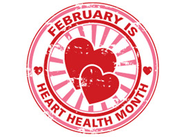 AAMC announces heart-healthy events for February