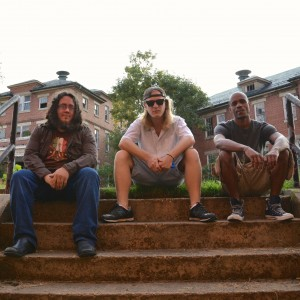 """he Bumpin' Uglies, formed in 2008, consists of frontman Brandon Hardesty, bassist Dave Wolf, and drummer Timothy """"TJ"""" Jones. Bumpin' Uglies perform regularly in Annapolis and Baltimore when not on tour.  They will be leaving for a brief run to warmer climes next week before returning to Annapolis in February."""