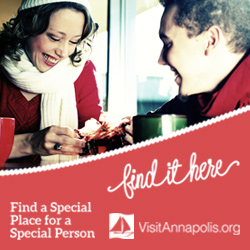 "Be ""In The Know"" with the new Visitor's Guide from Visit Annapolis"