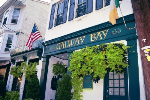 Celebrate, Galway Bay is turning 20 this week