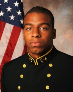 Navy QB, Keenan Reynolds