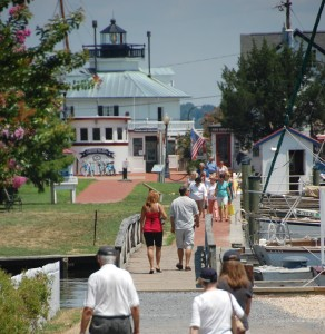 This year, the Chesapeake Bay Maritime Museum's harbor front will be one of 15 pouring venues for the 5th annual WineFest at St. Michaels this April 26 & 27. The town-wide celebration features international, domestic, and regional wines, plus music, food, and more. Tickets are available online at www.winefestatstmichaels.com, with early bird pricing and limited VIP tickets available. For more information, visit www.cbmm.org.