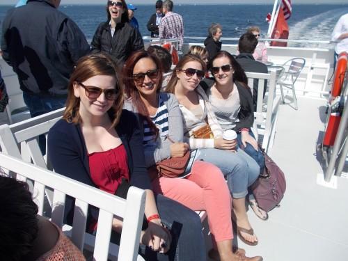 St Michael's WineFest cruise