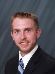 Matt Wyble, Young Entrepreneur of the year