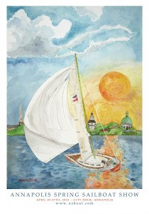 Spring Boatshow 2014