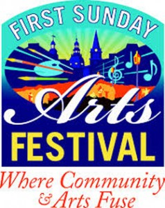 Bonus First Sunday Arts Festival on December 7th