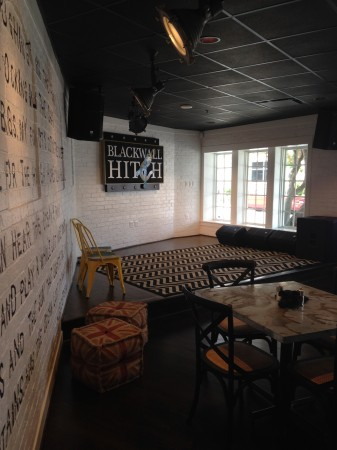 Blackwall Hitch has great November musical lineup