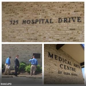 Homicide Medical Arts Center