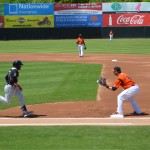 Walker saves Baysox in tight win