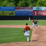Early runs propel Curve past Baysox