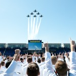 2018 USNA Graduation, Herndon, Trump, Blue Angels, and Parades. All you need to know