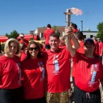 Special Olympics Torch Run coming to the area