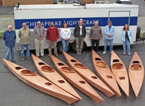 Create a Chesapeake Light Craft stich-and-glue kayak with guidance from CBMM boatyard staff and CLC during a workshop hosted at the museum in St. Michaels, MD from Monday, September 29 through Saturday, October 4. The cost to participate is $800 for a single tuition, $400 for a helper, and $899-999 for the boat kit. Pre-registration is required by calling Chesapeake Light Craft at 410-267-0137. For more information visit, www.clcboats.com.
